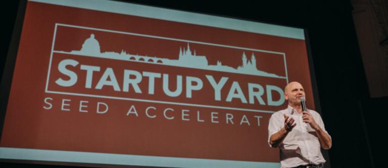Kam posune 100 mentorů startup za tři měsíce? Navštívili jsme StartupYard Demo Day