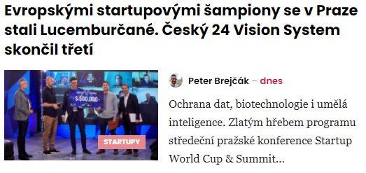 Startup World Cup & Summit  2020