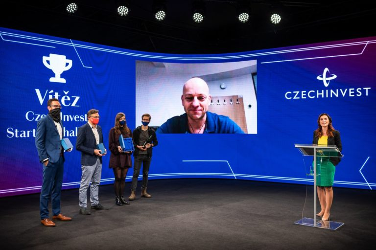 We are happy to announce that we have won CzechInvest Startup Challenge 2020!